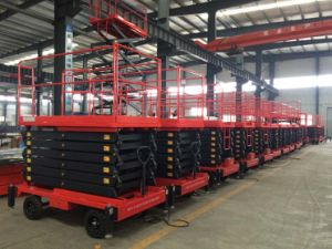 6-16 Meters Electric Lift with Ce Certificate pictures & photos