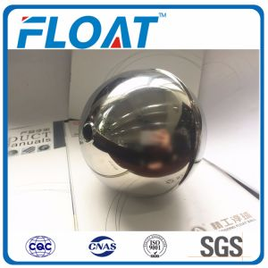 316L Stainless Steel Ball Floating Ball of Through Hole Guide pictures & photos