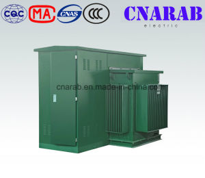 Prefabricated Transformer Substation (American Type Substation YB Series) pictures & photos