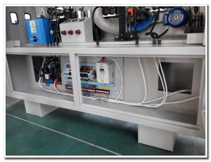 High Efficience and High Quality Edge Banding Machine for Plywood
