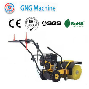 High Quality Gasoline Multifunctional Power Sweeper pictures & photos