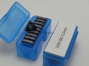 Cutoutil 11IR AG60 Threading Inserts for Threading Tools Carbide Inserts pictures & photos