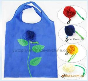 Eco Promotional Foldable Storage Handbag Strawberry Shopping Bag pictures & photos