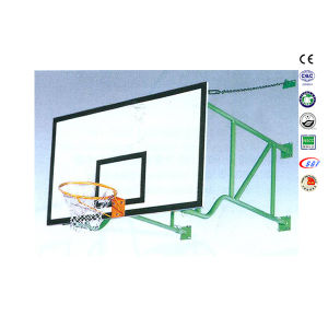 Wall Mounted Basketball Stand Indoor Basketball Stand pictures & photos
