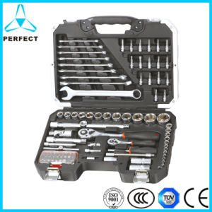 Professional Combination Socket Ratchet Wrench Set pictures & photos