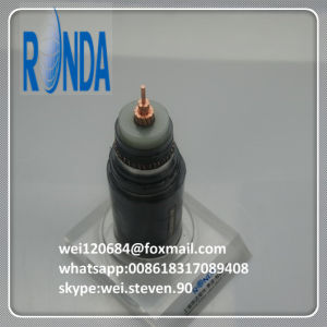 1.8/3KV 1*240 SQMM XLPE Insulated Steel Wire Armor Power Cable pictures & photos