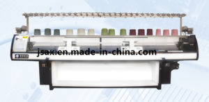 3G Three System Fully Auto Flat Knitting Machine pictures & photos