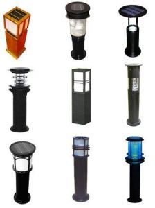Outdoor Camping Use Solar LED Light with Hook pictures & photos