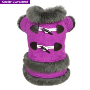 Elegant and Noble Pet Product Dog Winter Wear Clothes pictures & photos