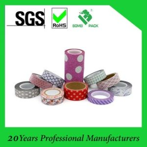 Custom Make Washi Tape Good Quality Colored Automative Masking Tape pictures & photos