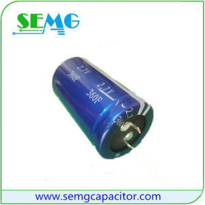 Super Capacitor with Standard Voltage 22f 2.7V pictures & photos