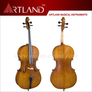 Solid Wood Cello (GC102H) pictures & photos