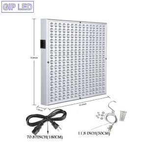 45W Energy Saving Panel LED Grow Light for Lettuce pictures & photos