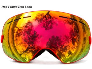 Adult Skiing Goggles Ultra-Light Winter Snow Goods pictures & photos