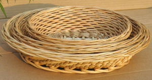 Handmade Wicker Storage Basket with Eco-Friendly (BC-ST1210) pictures & photos