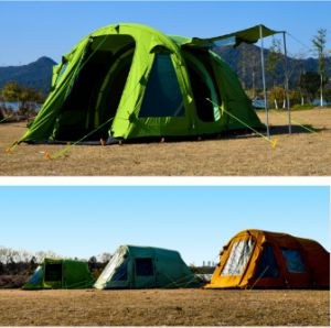 Hot Sell Outdoor Waterproof Camping Tent Inflatable Camping Tent pictures & photos