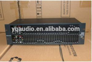 EQ2231 Europe Ce Passed Dbx Karaoke Audio Equalizer pictures & photos