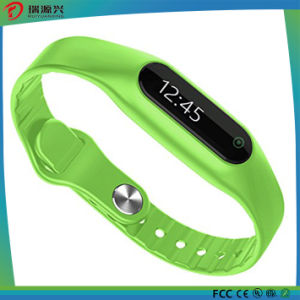 Touch Screen Heart Rate Smart Watch Bracelet (SW-1019-002) pictures & photos