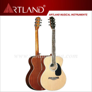 Spruce Top Sapele Back&Side Acoustic Guitar (AG4014) pictures & photos