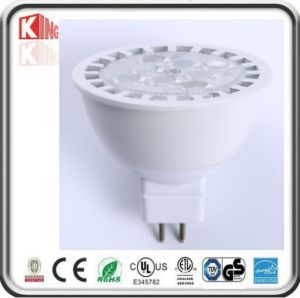 High Lumens Dimmable 7W 12V Gu5.3 LED MR16