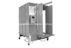 Closed-Drive-Thru Powder Painting Booth Equipment pictures & photos