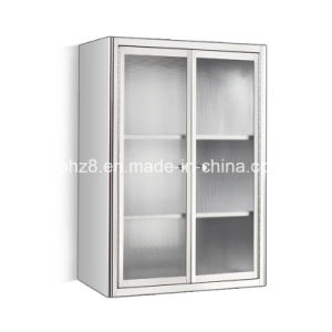 Multi-Function Stainless Steel Furniture Kitchen Cabinet (7050A) pictures & photos