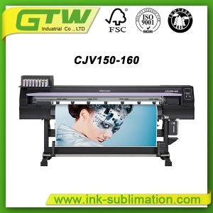 Mimaki Cjv150-160 High Speed Inkjet Printer for Cost Effective Production pictures & photos