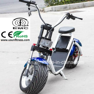 Aluminum Alloy Material City Coco Scooter with Remove Battery pictures & photos