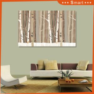 The Trunk Pattern UV Printed on Wall Panel for Home Decoration pictures & photos