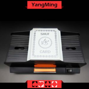 Casino Automatic Poker Card Shuffler (YM-CS03-1) pictures & photos
