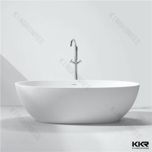 1600mm Professional Solid Surface Stone Customized Bathtub pictures & photos