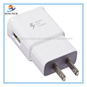 Fast Charging Adapter Travel Charger for Samsung with EU Us Plug pictures & photos