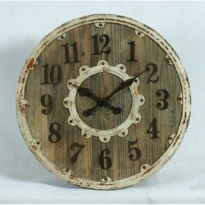 Antique China Factory Customed Wall Clock for Home Decoration pictures & photos
