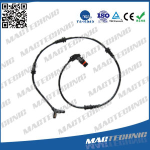 Auto ABS Wheel Speed Sensor 2514404937 for Mercedes Benz pictures & photos