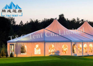 Large Outdoor Glass Wall Tent Wedding Tent for Sale pictures & photos