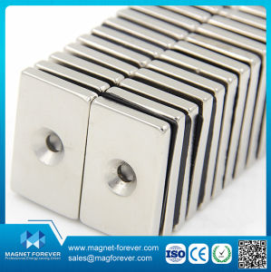 Disc Block Arc Ring Segment Pot Cylinder Permanent NdFeB Neodymium Magnet pictures & photos