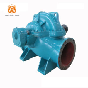 Split Case High Capacity Large Cold Water Pump pictures & photos