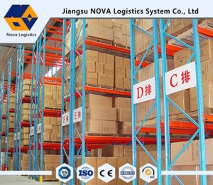 Jiangsu Nova Heavy Duty Industrial Storage Rack pictures & photos