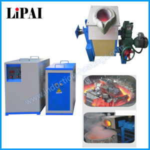 Medium Frequency Induction Heating Furnace for Melting pictures & photos