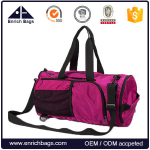 Collapsible Travel Luggage Bag Foldable Gym Duffel Bag pictures & photos
