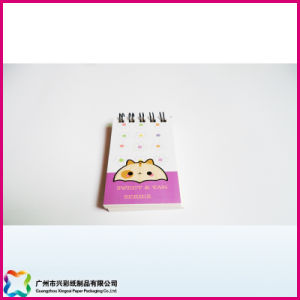 2017 Top Selling Stationery Wholesale OEM Custom Cartoon Animal Design Paper Note Pad with Logo pictures & photos