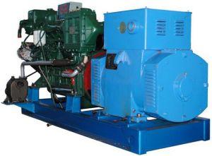 100kw Four Stroke Heat Exchanger Marine Generator pictures & photos