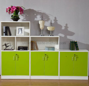 Modern Bookshelf Simple MDF File Cabinet (HX-NCD273) pictures & photos