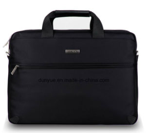 "Durable 15.6""-17"" Men′s Import Waterproof Nylon Laptop Messenger Bag, Factory Make Multifunctional Notebook/Laptop Single Shoulder Bag for Travel"