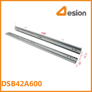42mm Width 600mm Length Ball Bearing Slides pictures & photos