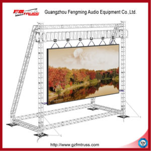 Aluminum Truss System for Hanging Outdoor LED Screen pictures & photos