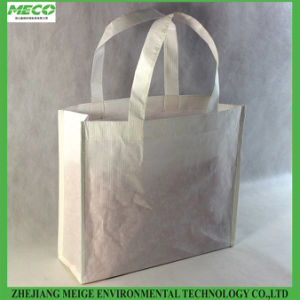 Environment Friendly Paper Shopping Bag, Made of Woven Paper pictures & photos