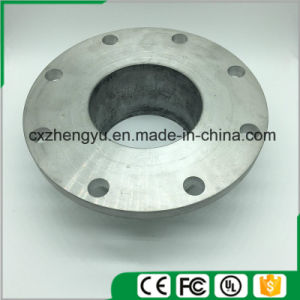 "Round Cap Flange/Round End Flange/Nose Circle Flange with 4"" pictures & photos"