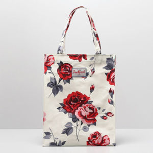 Red Rose Medium Size Canvas Shoulder Bag (2293-20) pictures & photos