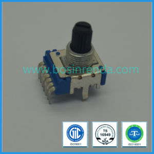 14mm Passive Components Without Switch 14mm Rotary B504 Potentiometer pictures & photos